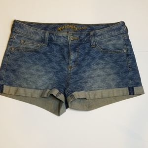 Arizona Jean Co. Sz 5 shorts blue